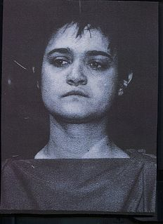 Angelique Rockas South African actress and founder of Internationalist Theatre, London