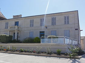 Mairie d'Anglade
