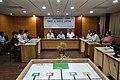 Anil Shrikrishna Manekar Addresses - Opening Session - Workshop on Organising Indian and World Robot Olympiad - NCSM - Kolkata 2016-03-07 2166.JPG