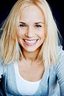 Annett Fleischer German presenter and actress