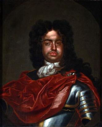 Francesco Farnese, Duke of Parma - Image: Anonym Herzog Francesco Farnese