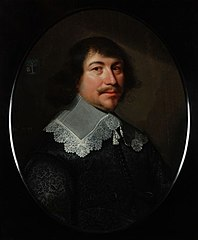 Portret van mr. Christiaen Pietersz. Prins (?)