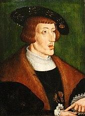 Ferdinand Habsburg around 1530