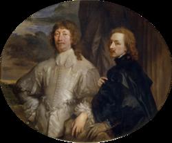 Anton van Dyck: Sir Endymion Porter y Anton van Dyck