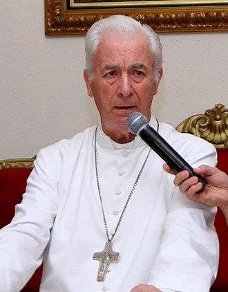 Antonio Arregui Yarza - Antonio Arregui Yarza (2015).