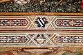 Antonio vite e collaboratore, resurrezione, 1390-1400 ca., testine 06 stemmi.jpg
