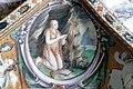 Aosta Kathedrale - Kapelle Cly Deckengemälde 1 Magdalena.jpg