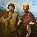 Apostles Peter and Paul. A. Mironov.jpg