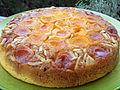 Apricot upside-down cornmeal cake (2712225012).jpg
