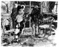 Arène - La vraie tentation du grand Saint Antoine - contes de Noël, 1880, illust 24.png
