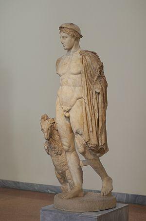 Hermes (Museo Arqueológico de Atenas)