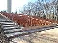 Archbishop's Garden, woode seats, 2019 Kalocsa.jpg