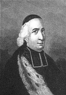 Portret van aartsbisschop DuBourg
