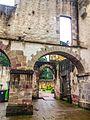 Arcos afuera de la Iglesia del ex Convento.jpg