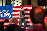 Arizona Governor Doug Ducey Speaks At Prescott Election Eve Rally (31917486598).jpg