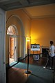 Arlington House - Family Dining Room - looking N from Main Hall - 2011.jpg