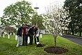Arlington National Cemetery's Arbor Day Tour and tree planting ceremony (26688752286).jpg
