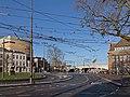 Arnhem, Willemsplein met spoortunnel naar de Zijpendaalseweg foto6 2016-01-17 10.39.jpg