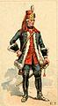 Arquebusiers de Grassin, Infanterie XVIIIe siècle 03.jpeg