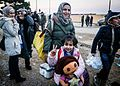 Arrival of residents of Al-Fu'ah and Kfrya to Aleppo by tasnimnews.com01.jpg