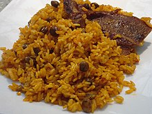 Puerto rican cuisine wikipedia christmas food in puerto rico is meant to accommodate every palate arroz con gandules forumfinder