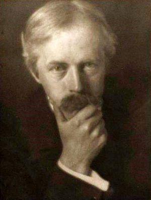 Arthur Symons - Symons in 1906