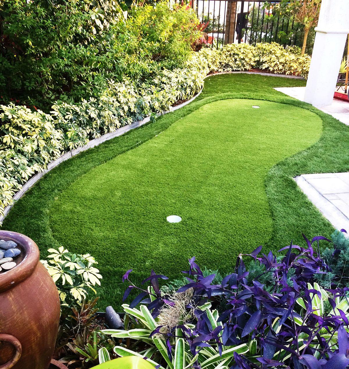 Backyard golf - Wikipedia