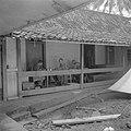 Artsen in Bandoeng aan de maaltijd, Bestanddeelnr 255-6939.jpg