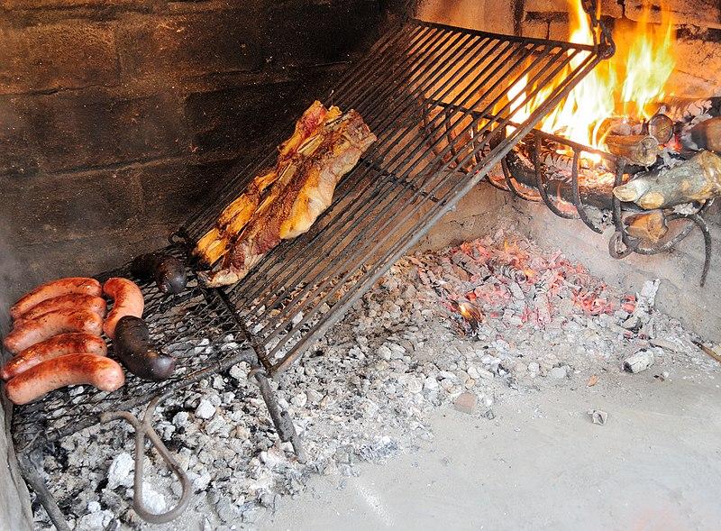 Onde comer chorizo uruguaio