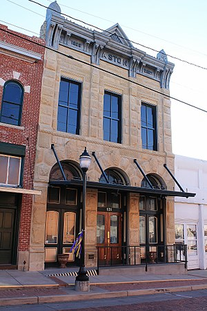 National Register of Historic Places listings in Collin County, Texas - Image: Ashton 1