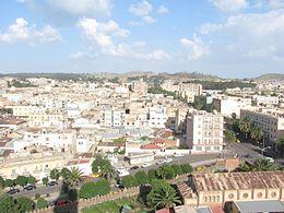 Asmara – Veduta