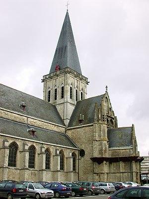 Asse - Image: Assemartinuskerk