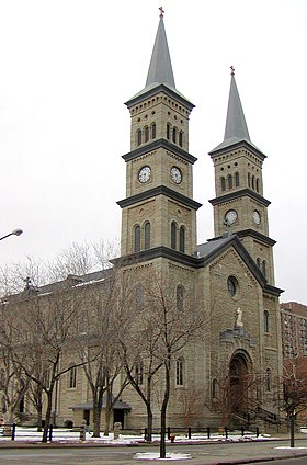 Image illustrative de l'article Église de l'Assomption (Saint Paul)