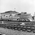 Atchison, Topeka, and Santa Fe, Diesel Electric Passenger Locomotive No. 13 (15473859127).jpg