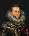 Atelier van Frans Pourbus II (1569-1622) - Portret van aartshertog Albrecht - Noordbrabants Museum 's-Hertogenbosch 26-8-2016.JPG