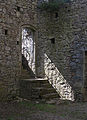 Athassel Priory St. Edmund South Transept Stairs to the Dormitory 2012 09 05.jpg