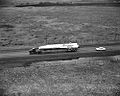 Atlas 14E Move From FAFB to site 567-6(B); Shown here with a police escort. Date- 03-17-1961 (21628514315).jpg