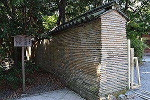 Atsuta Shrine - Nobunaga-Bei