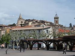 Aubagne city center.JPG