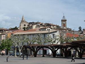 Aubagne - Aubagne city centre
