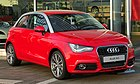 Audi A1 1.6 TDI Ambition front 20100921.jpg