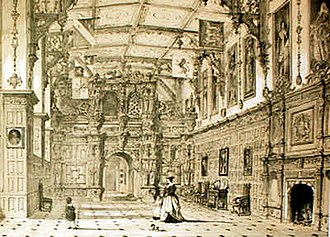 Audley End House - The Great Hall