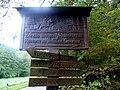 Auen - Wegweise zur Willigiskapelle und Rundweg A3 - panoramio.jpg