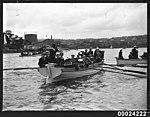 Australian Sea Cadets in open boats, 1909-1930 (6793290610).jpg