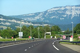 Image illustrative de l'article Autoroute A43 (France)