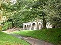 Avenham Park, with belvedere - geograph.org.uk - 557146.jpg
