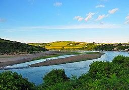 Avon Estuary near Bantham