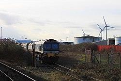 Avonmouth Docks - Mendip Rail 59101.JPG
