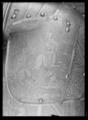 Axelstycke - armskenor med buckla, vänster - Livrustkammaren - 10519.tif
