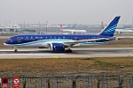 Azerbaijan Airlines, VP-BBS, Boeing 787-8 Dreamliner (25083811527).jpg